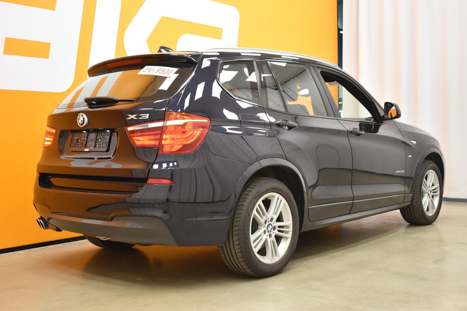 Musta Maastoauto, BMW X3 – OUL-28083, kuva 25