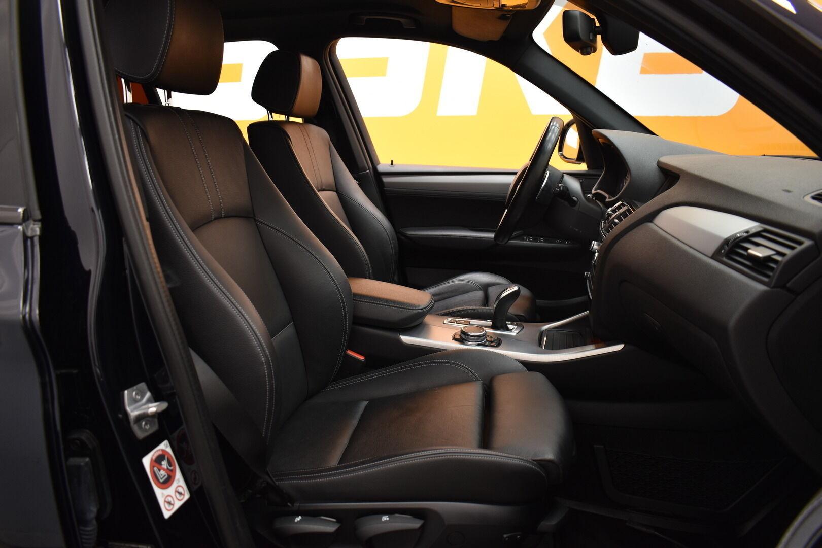 Musta Maastoauto, BMW X3 – OUL-28083, kuva 26