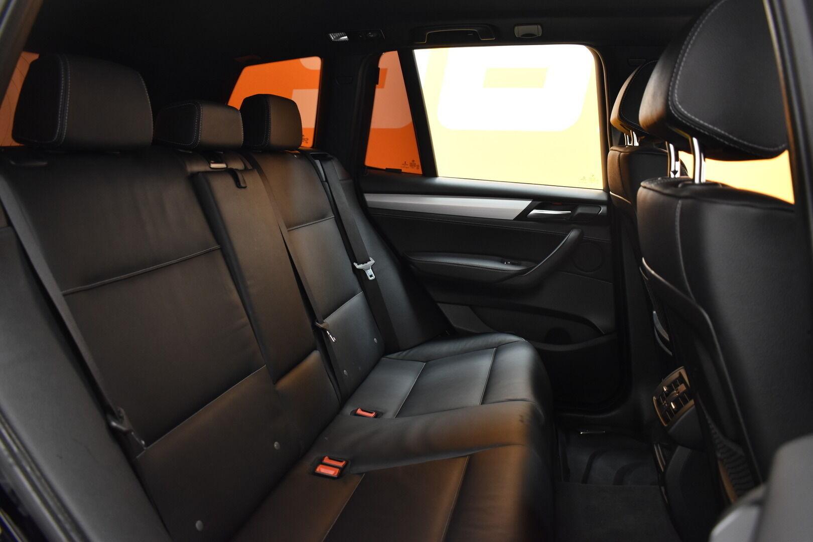 Musta Maastoauto, BMW X3 – OUL-28083, kuva 27