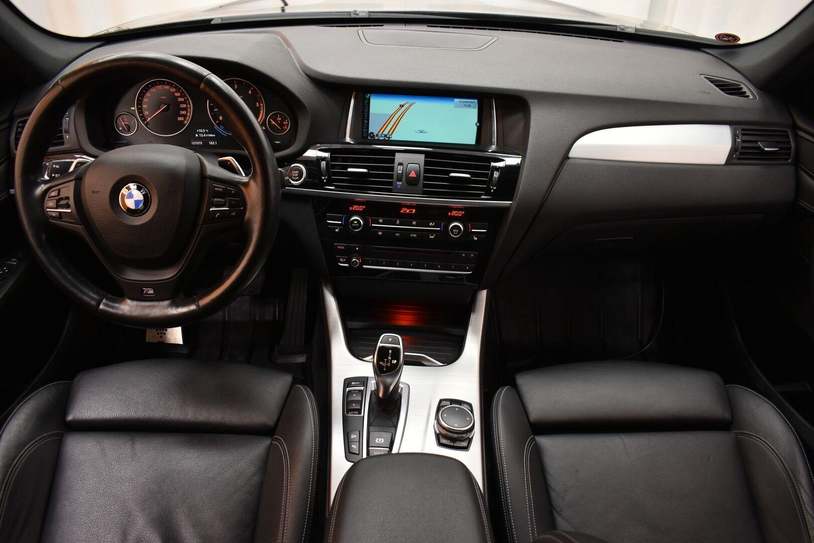 Musta Maastoauto, BMW X3 – OUL-28083, kuva 29