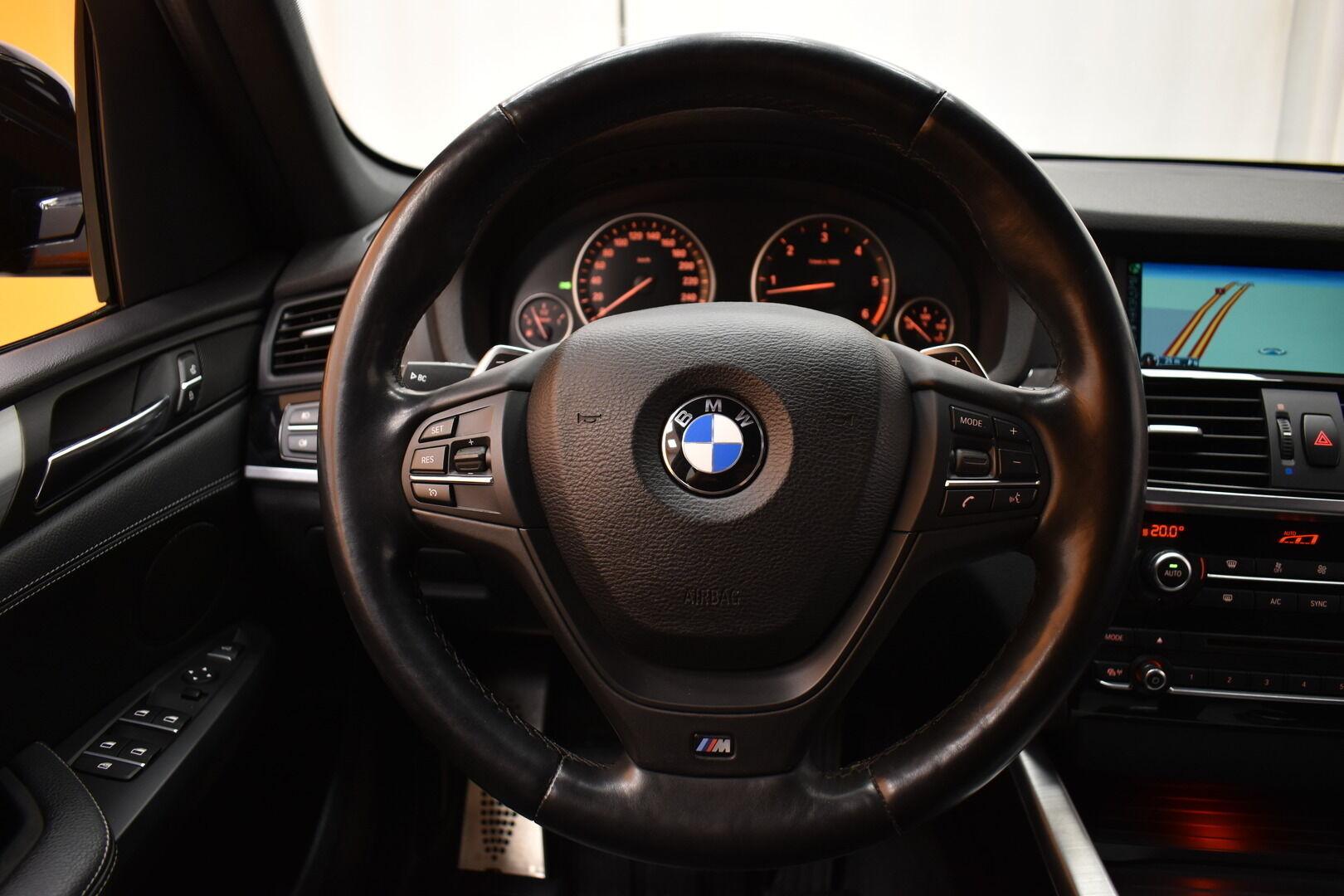 Musta Maastoauto, BMW X3 – OUL-28083, kuva 30