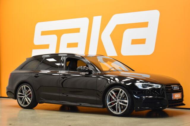 Musta Farmari, Audi A6 – OUL-89168
