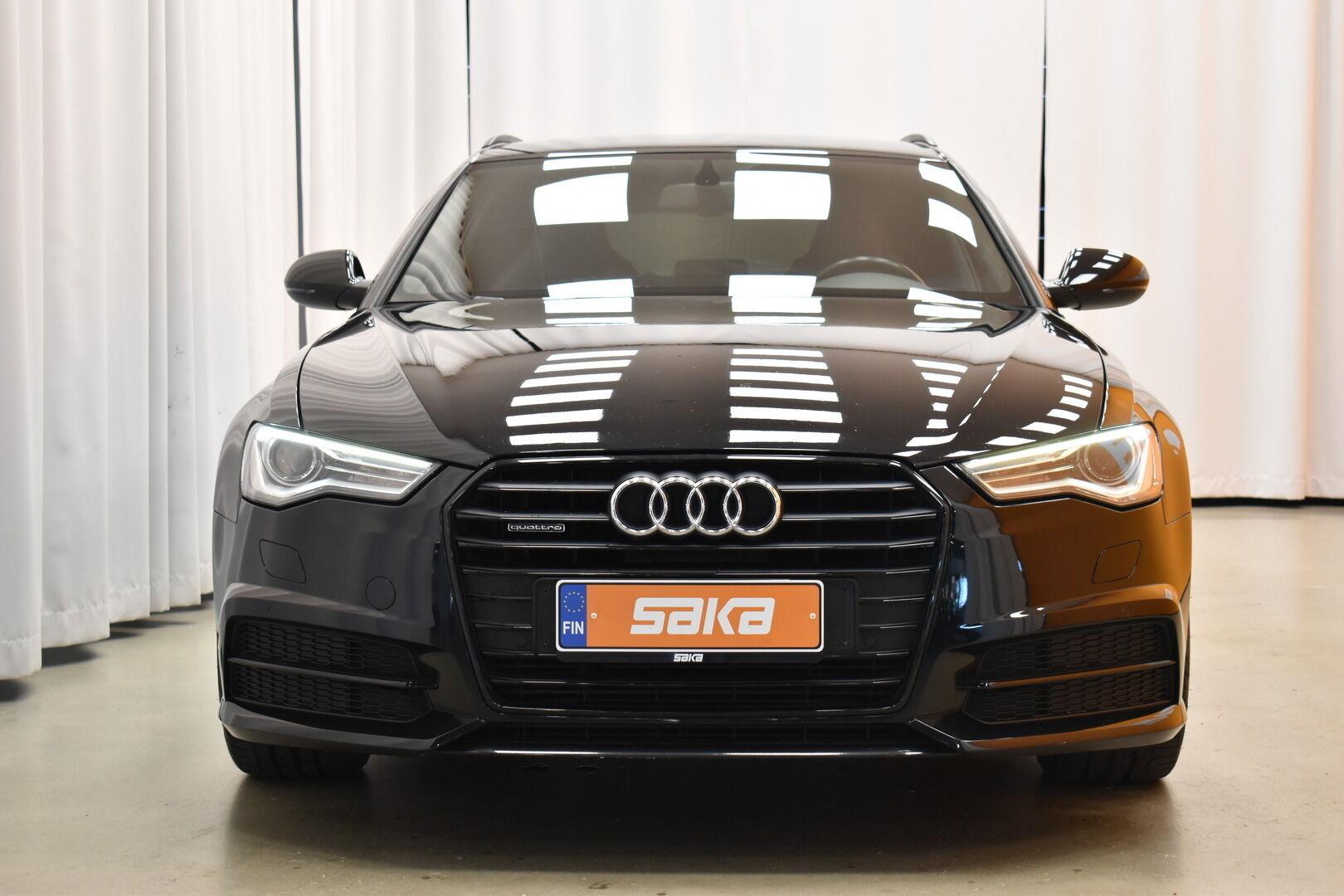 Musta Farmari, Audi A6 – OUL-89168, kuva 2