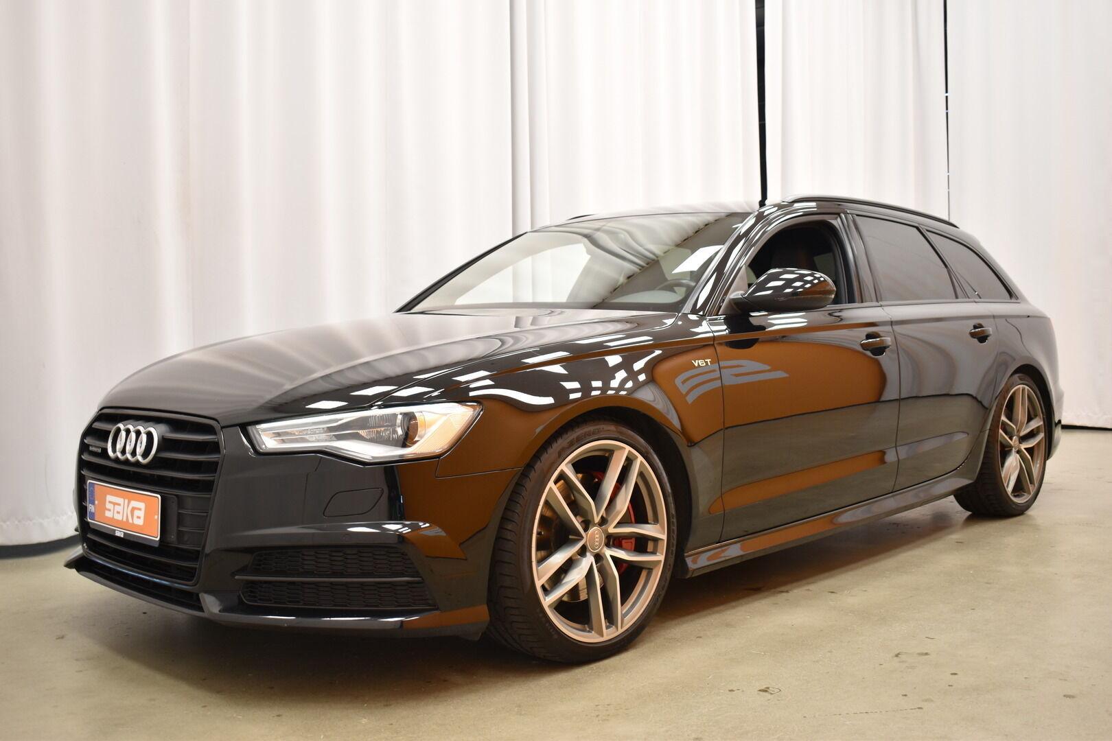Musta Farmari, Audi A6 – OUL-89168, kuva 4