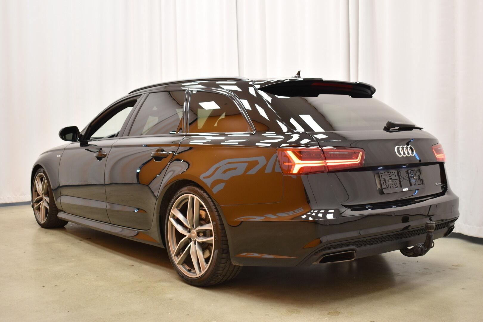 Musta Farmari, Audi A6 – OUL-89168, kuva 5