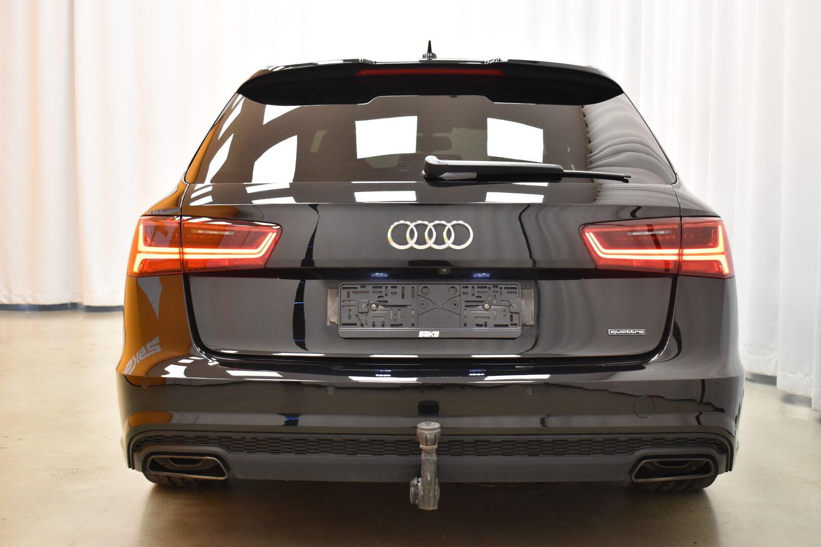 Musta Farmari, Audi A6 – OUL-89168, kuva 7