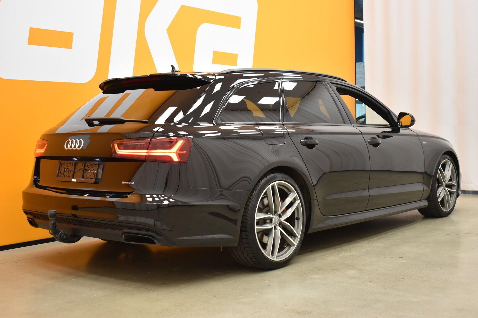 Musta Farmari, Audi A6 – OUL-89168, kuva 8