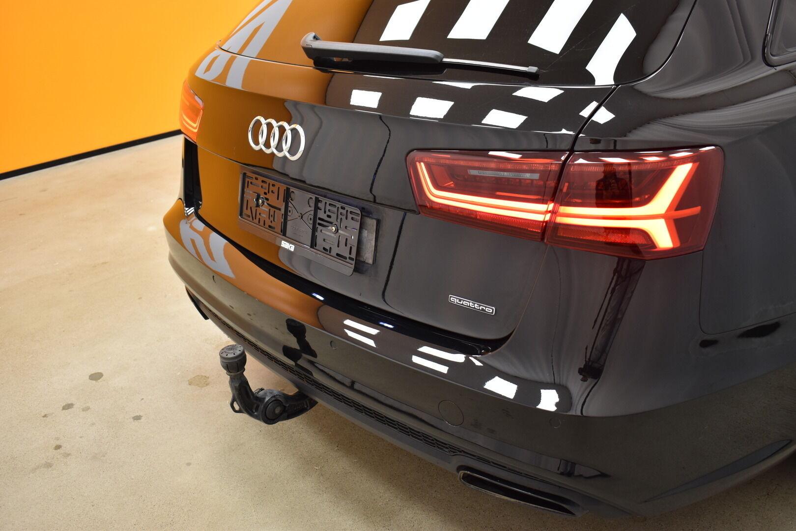 Musta Farmari, Audi A6 – OUL-89168, kuva 9