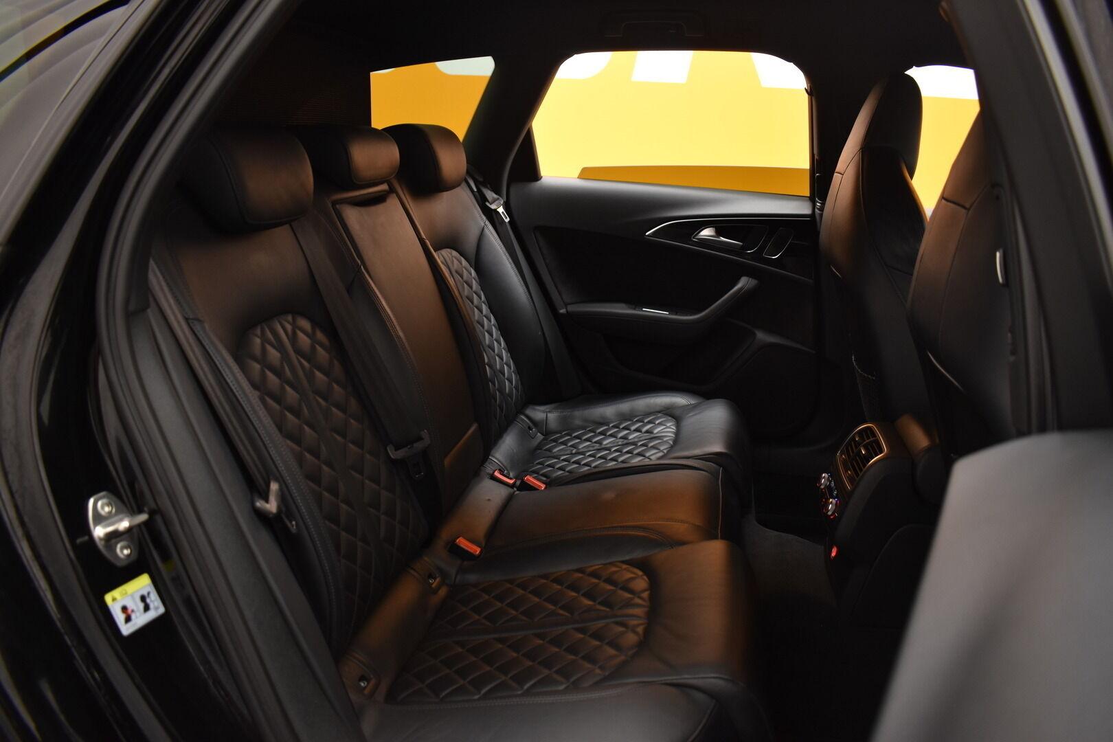 Musta Farmari, Audi A6 – OUL-89168, kuva 12