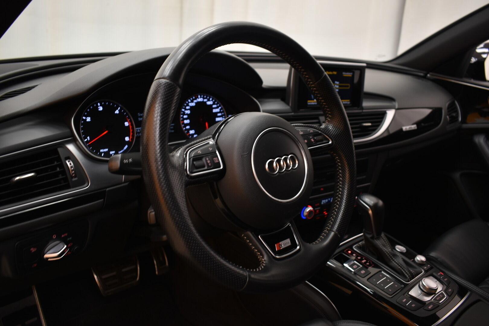 Musta Farmari, Audi A6 – OUL-89168, kuva 16