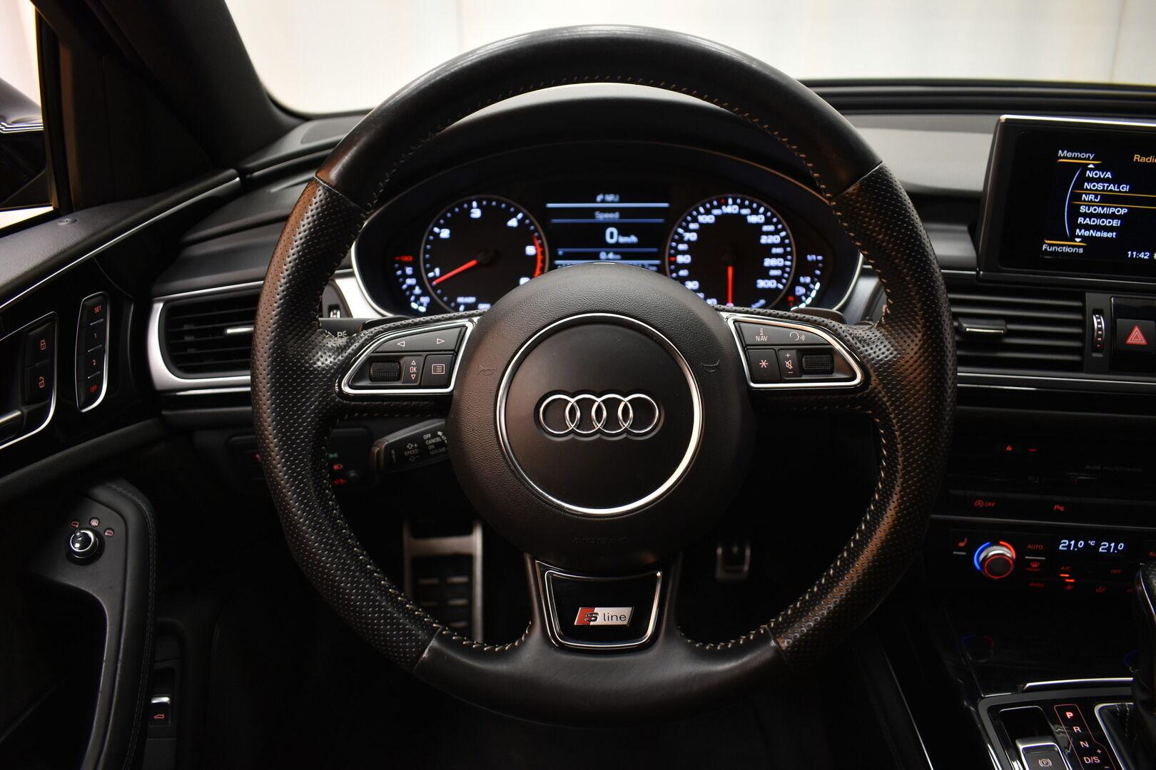 Musta Farmari, Audi A6 – OUL-89168, kuva 18