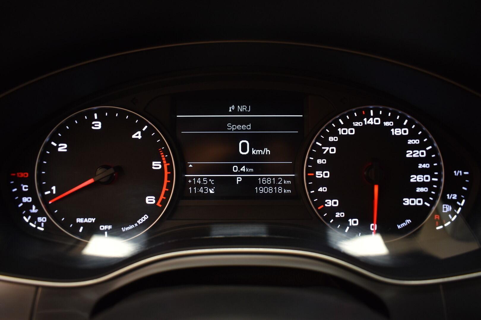 Musta Farmari, Audi A6 – OUL-89168, kuva 19