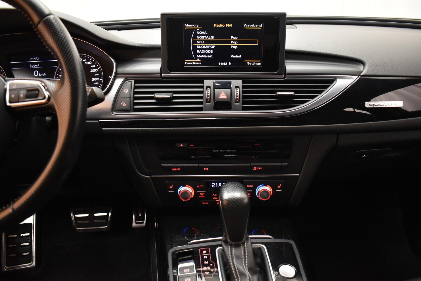 Musta Farmari, Audi A6 – OUL-89168, kuva 23