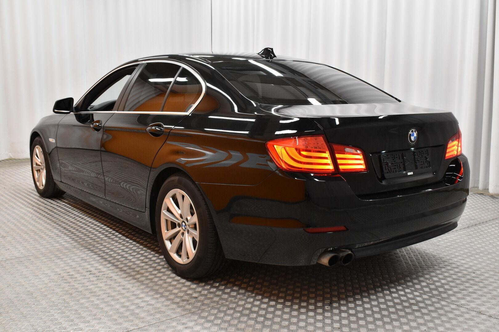 Musta Sedan, BMW 528 – POR-8128, kuva 5