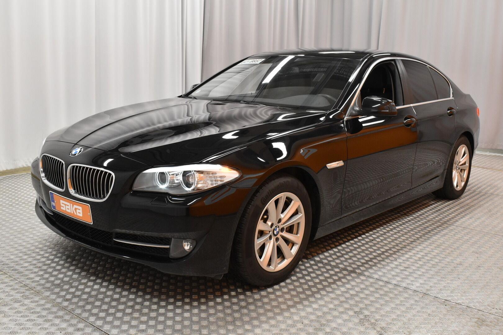 Musta Sedan, BMW 528 – POR-8128, kuva 6