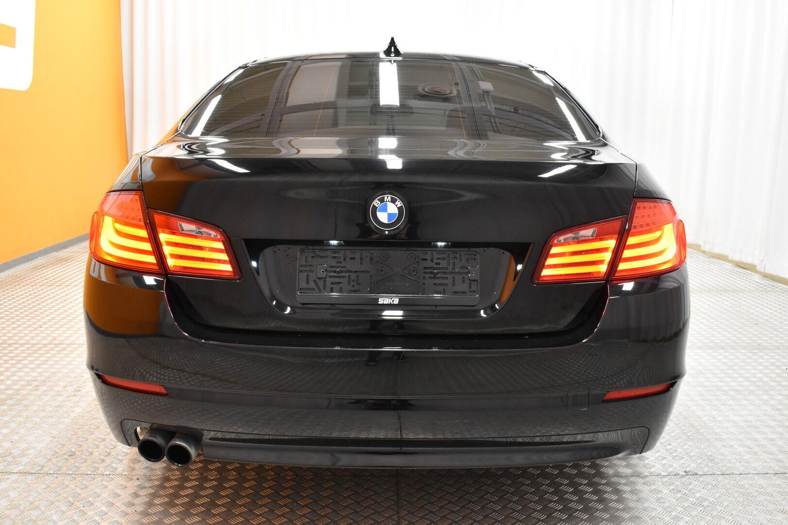 Musta Sedan, BMW 528 – POR-8128, kuva 8