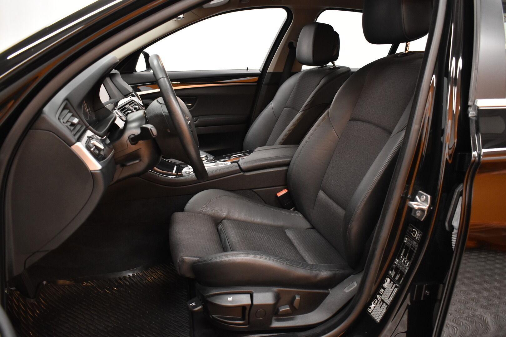 Musta Sedan, BMW 528 – POR-8128, kuva 9