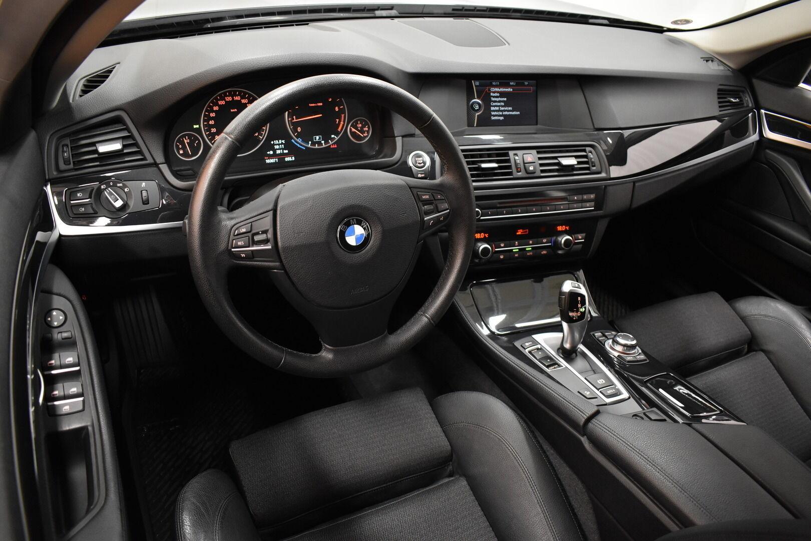 Musta Sedan, BMW 528 – POR-8128, kuva 10