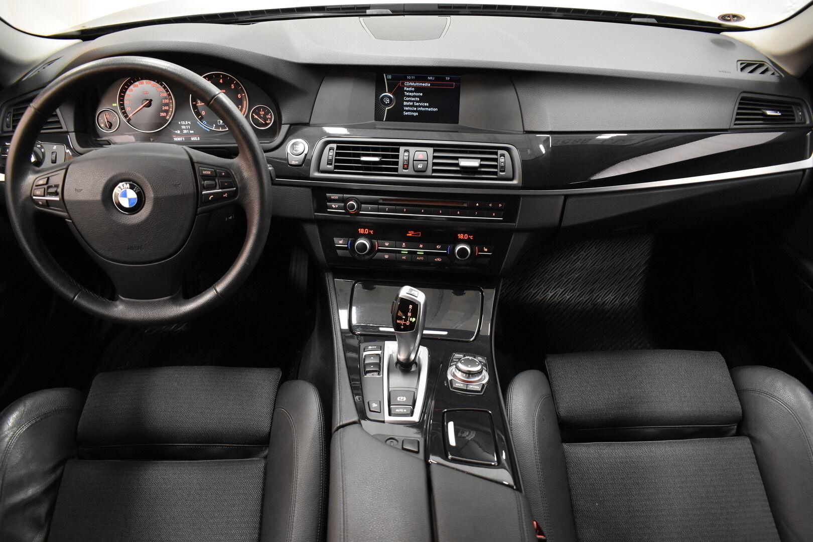 Musta Sedan, BMW 528 – POR-8128, kuva 11