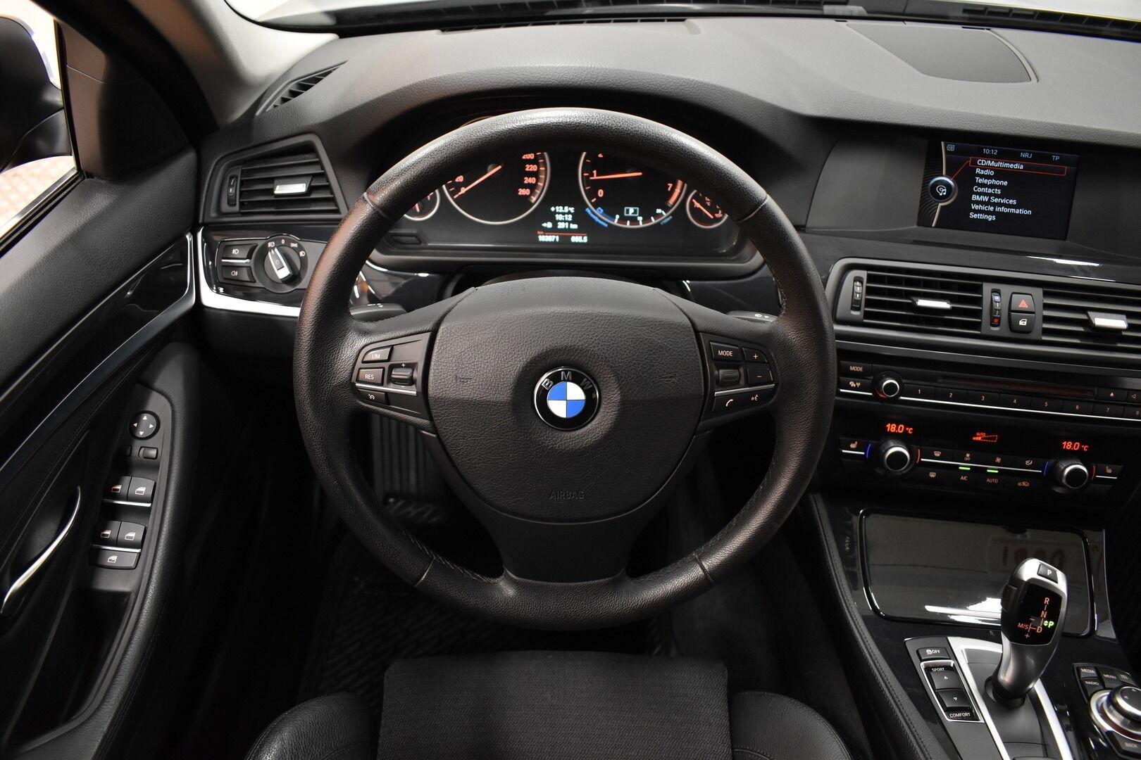Musta Sedan, BMW 528 – POR-8128, kuva 12