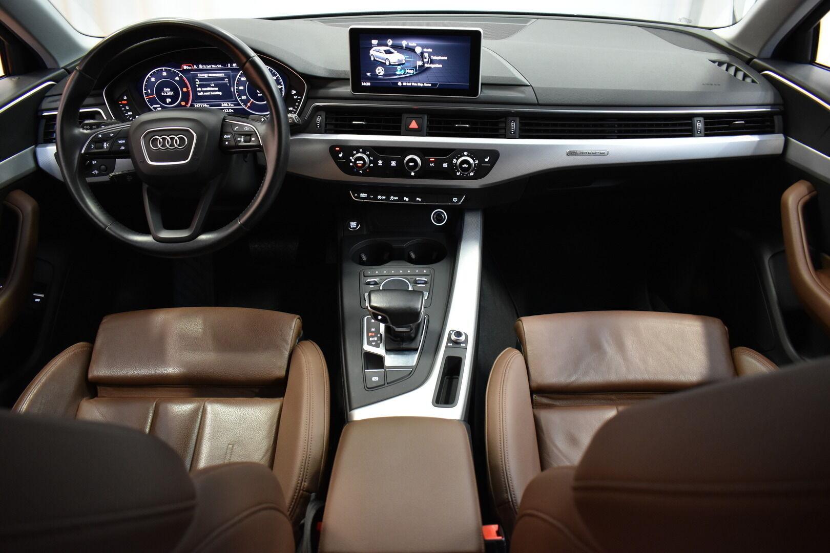 Sininen Farmari, Audi A4 – TAM-75465, kuva 9