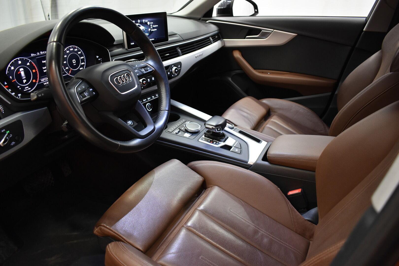 Sininen Farmari, Audi A4 – TAM-75465, kuva 11