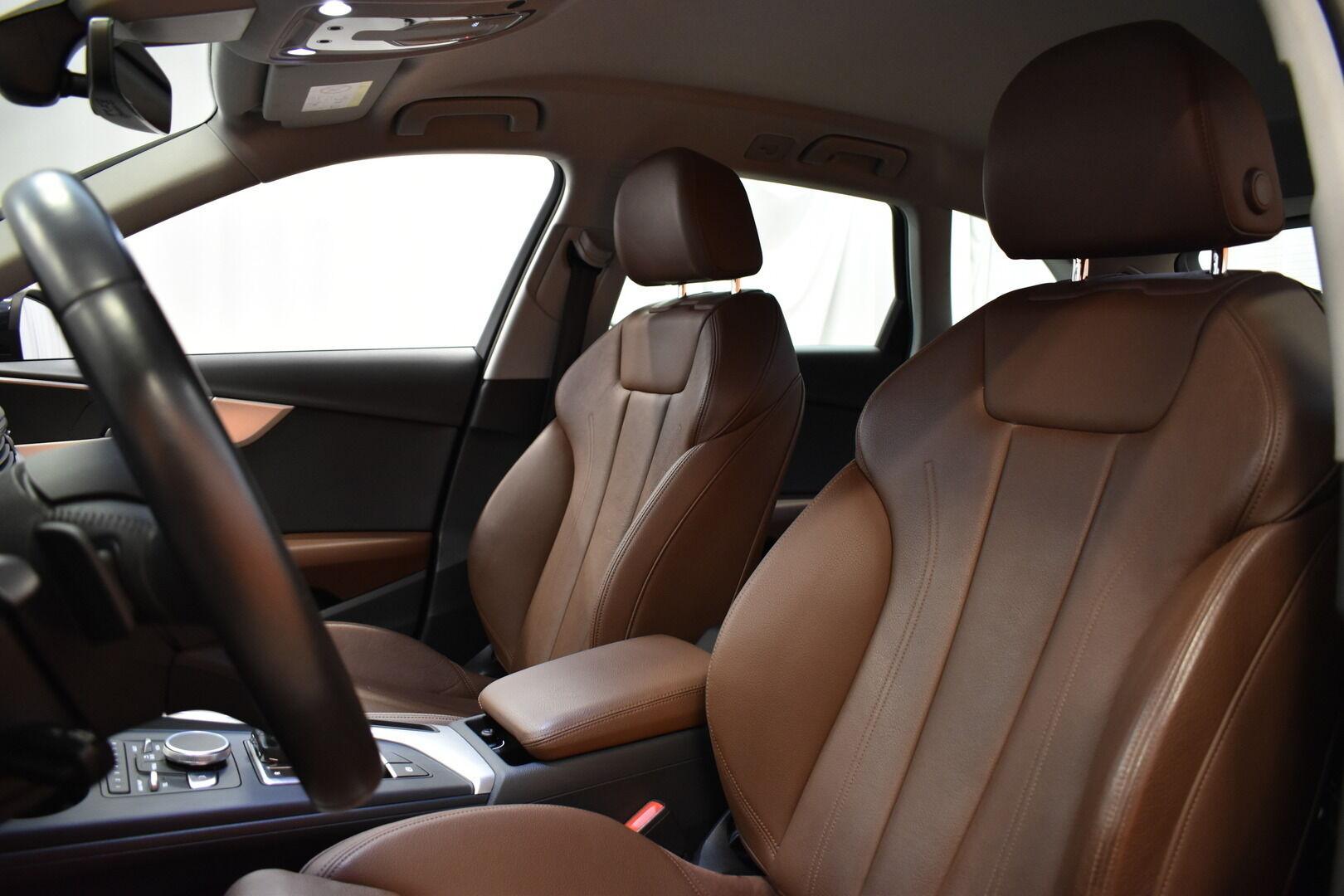 Sininen Farmari, Audi A4 – TAM-75465, kuva 12