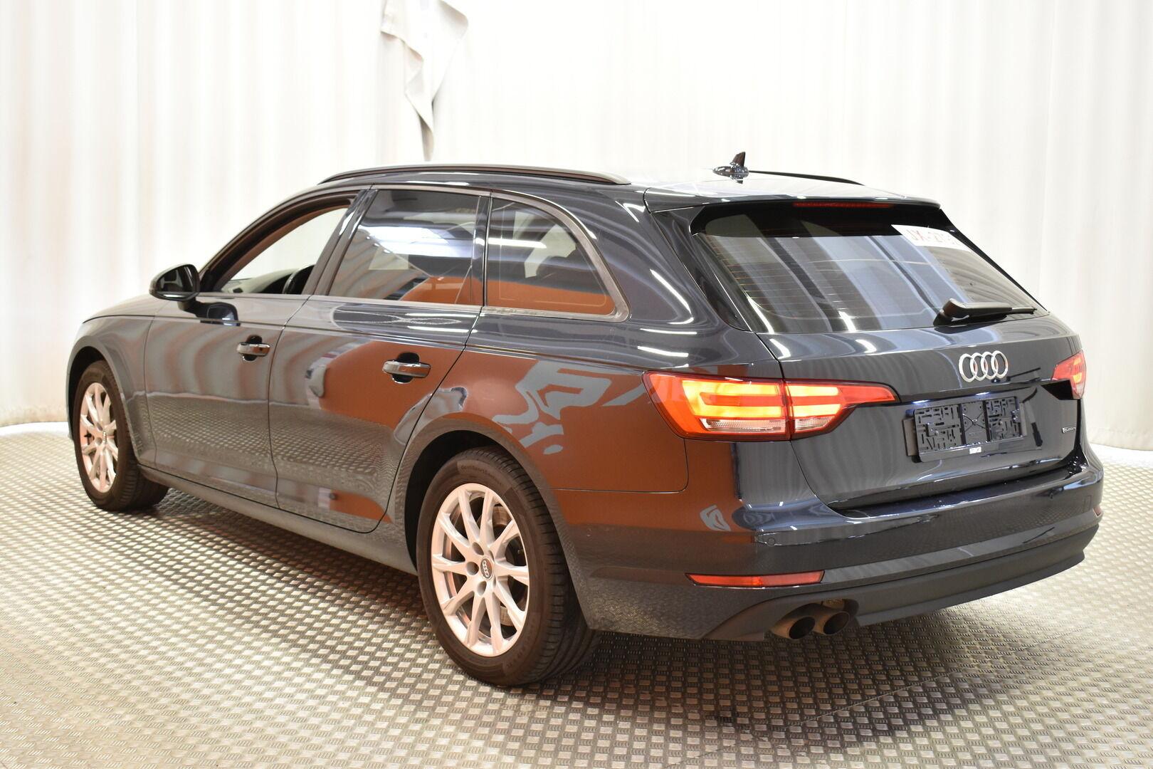 Sininen Farmari, Audi A4 – TAM-75465, kuva 3