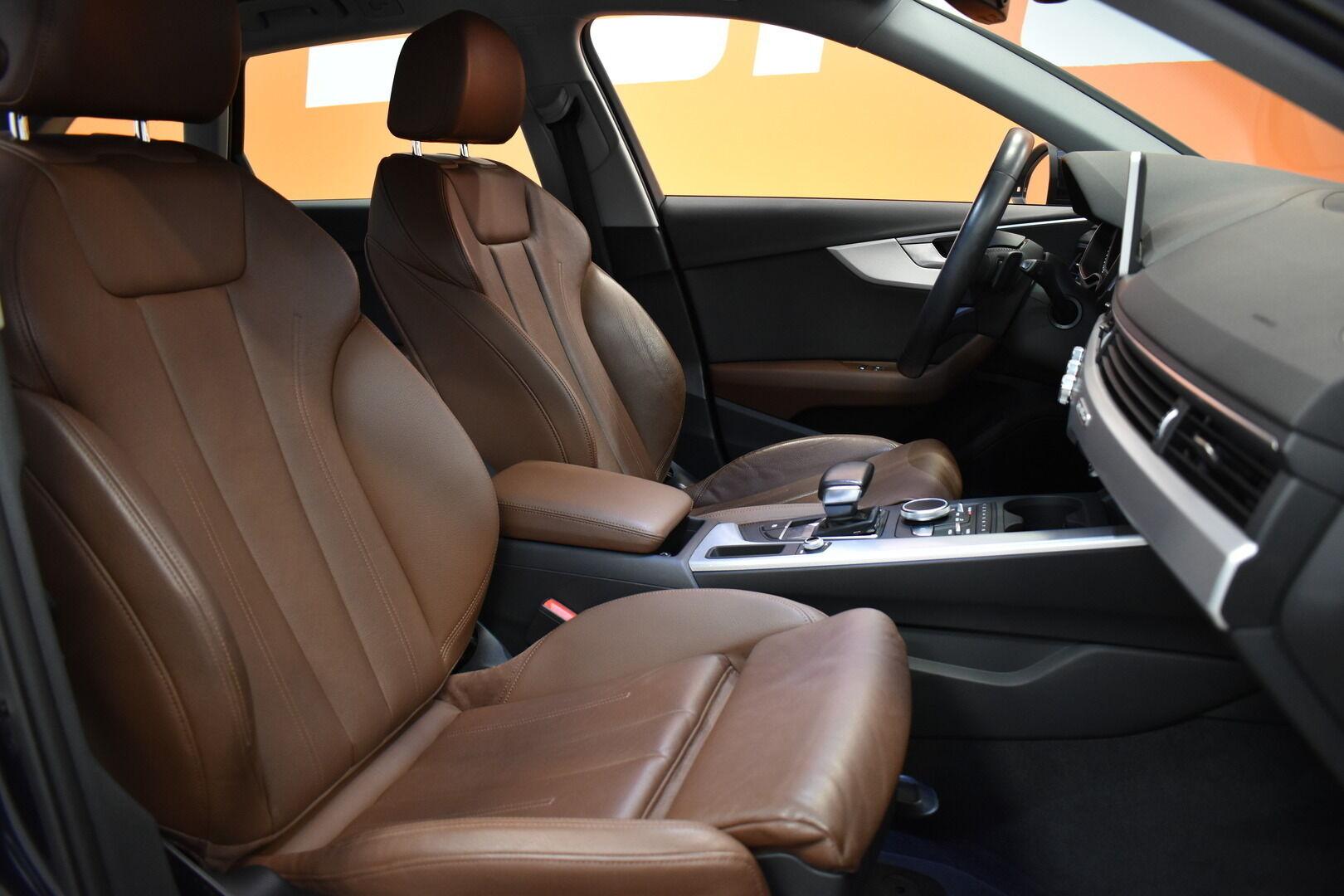 Sininen Farmari, Audi A4 – TAM-75465, kuva 7