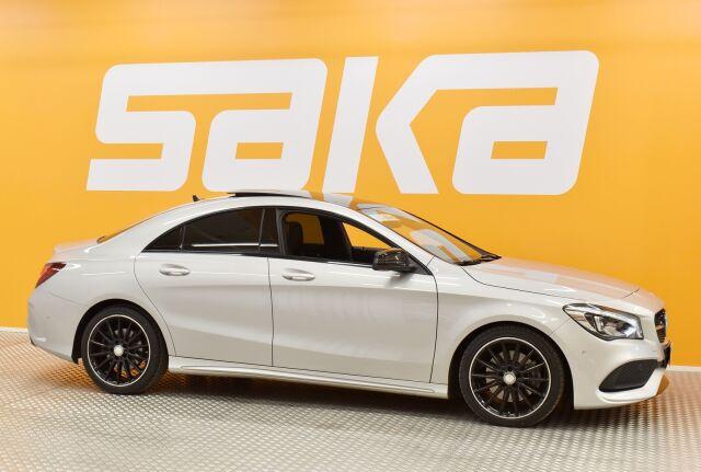 Hopea Sedan, Mercedes-Benz CLA – YXO-398