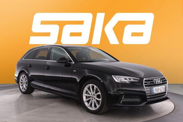 Musta Farmari, Audi A4 – YKP-279